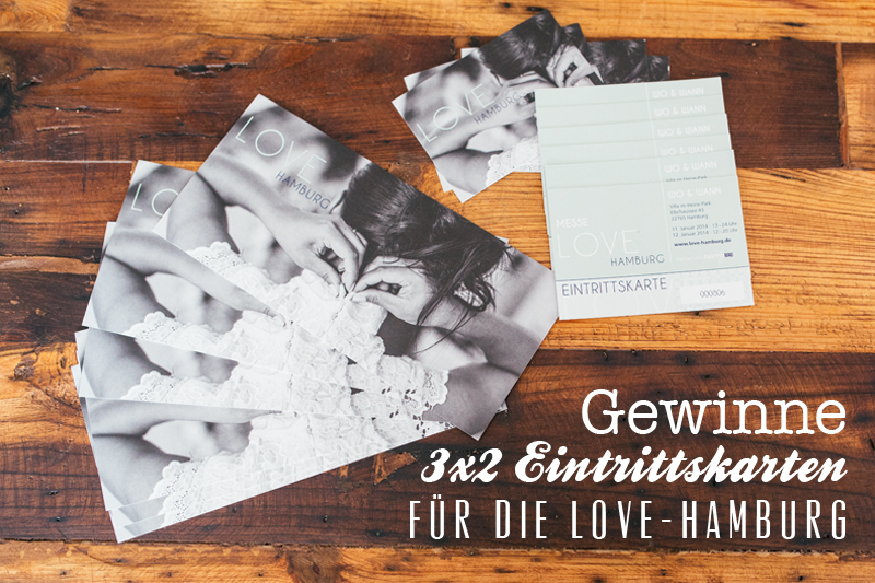 Love Hamburg Gewinnspiel