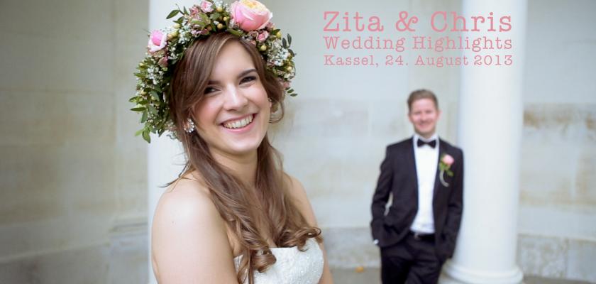 Hochzeit in Kassel - Zita & Chris