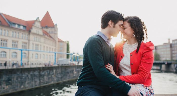 Verlobungsfilm in Berlin - Sinem & Ercan