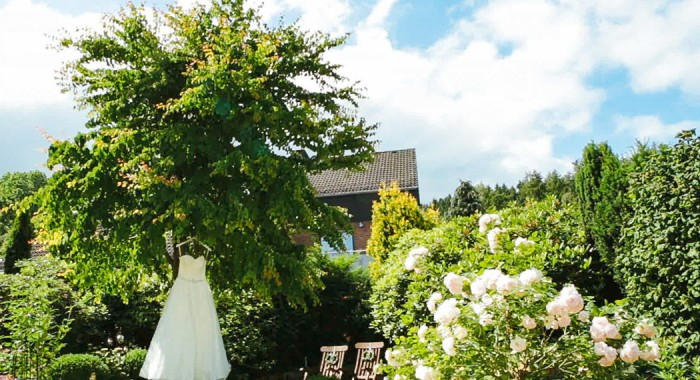 Hochzeit in Detmold und Bad Salzuflen - Anny & Alex