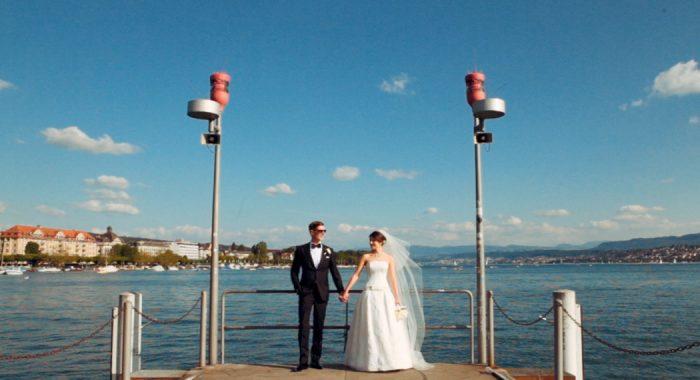 Hochzeit in Zürich - Magda & Thomas