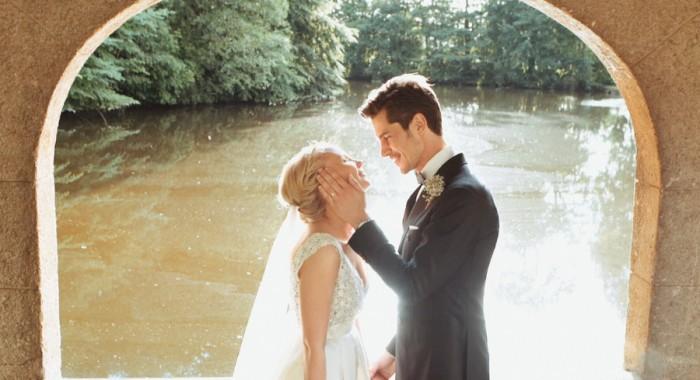 Emotionale Hochzeit auf dem Jagdschloss Bellin - Ilka & Michael