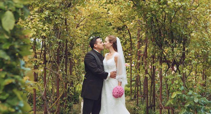 Hochzeit auf dem Süllberg - Mit Mariachis und guter Laune