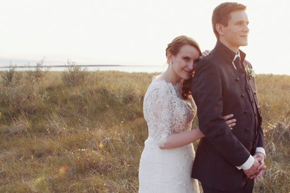 Maritime Hochzeit an der Ostsee - Hochzeitsvideo Rostock