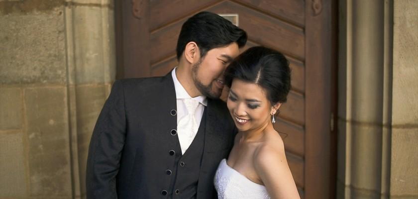 Hochzeit in Stuttgart - Eunike & Aries