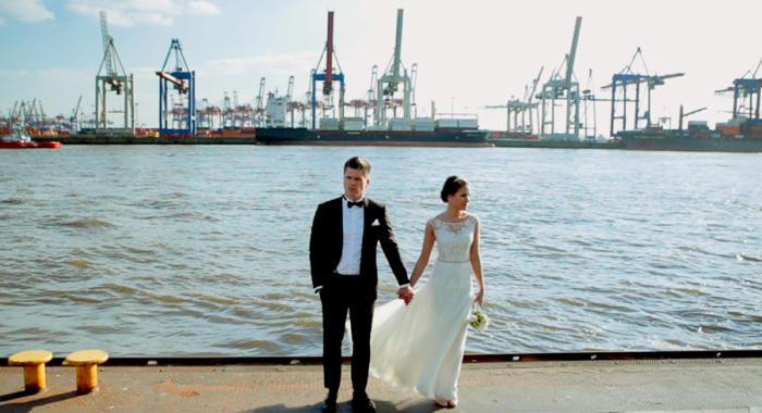 Hochzeit in Hamburg - Julia & Lars