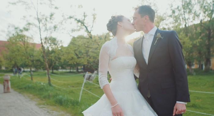 Hochzeit auf Schloss Blumenthal - Rebekka & Christian