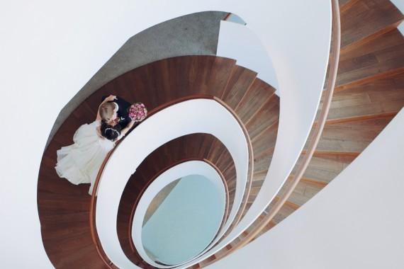 Intime Japanisch - Deutsche Hochzeit am Bodensee