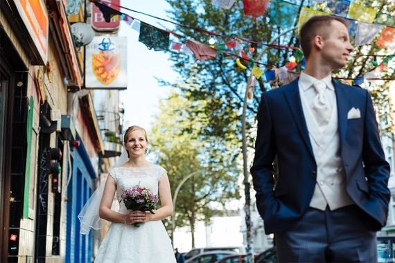 Hochzeit im Sauseschritt - Mit Trauung in Uetersen und Feier im Zollenspieker Fährhaus