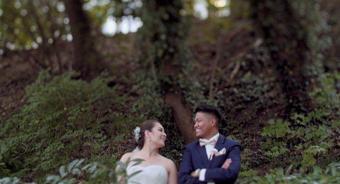Philippinische Hochzeit auf dem Süllberg