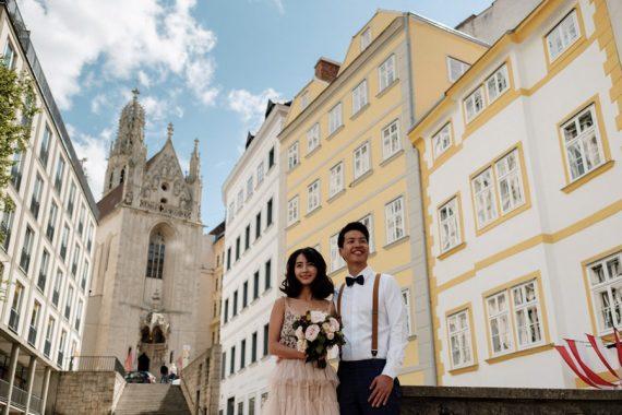 From Singapore to Vienna