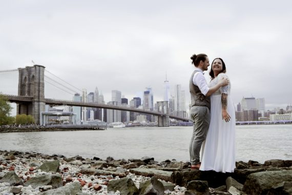 Elopement in New York