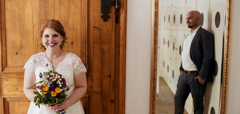 Eine sommerliche DIY Hochzeit im Refugium Bergmühle